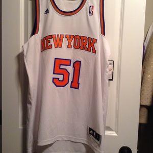 4cd87bdb83d adidas Shirts - Knicks World Peace Basketball Jersey Mens Size L